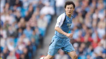 中国足球技术不行谁说的?看看孙继海代表曼城战巴萨这助攻,连小罗都服!