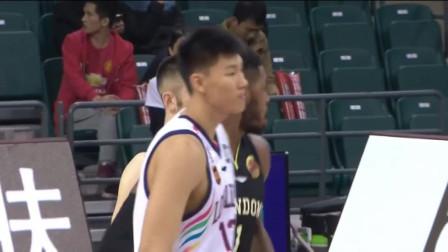 c*a篮球赛直播山东队对广州队比赛