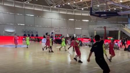 果然视频|临沂一中女篮三战全胜, 获山东小篮球联赛U12组冠军