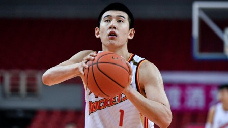 C*A-付豪VS辽宁,36分7篮板一人可抵全队不辱八一之名