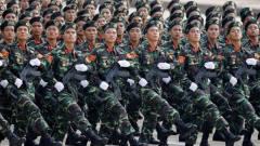 越南军事实力如何,在世界上能排多少名?