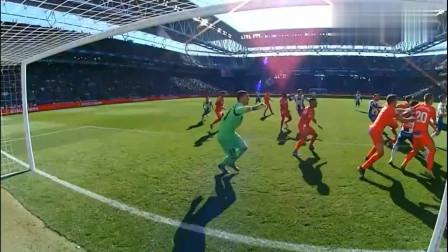 首球来了!武磊鬼怪跑位+垫射,突破西甲进球荒