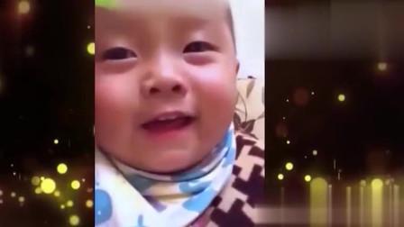 家庭幽默录像:童言无忌?可童言的杀伤力不可