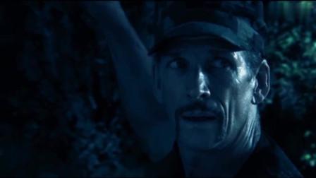 异形大战银河猎人 面对神秘物种 尽管有人落荒而逃 但他依然迎难而上
