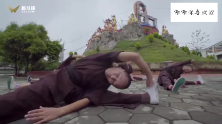 尼泊尔女武僧,坚持勤练技击强身,她们用功夫打破社会偏见!