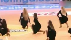 立陶宛考纳斯啦啦队颜值逆天,有这样的美女谁