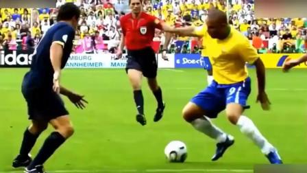 感受一下巅峰时期巴西的恐怖实力,这才是我们熟悉的桑巴足球