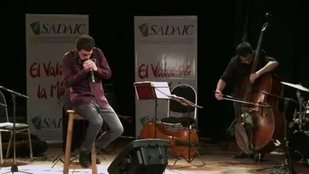 转载 【半音阶口琴】 POR UNA CA*EZA 一步之遥 口琴在 现代主义音乐中的应用尝试
