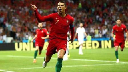 回顾:C罗2018世界杯帽子戏法,这才是足球,不抛弃,不放弃