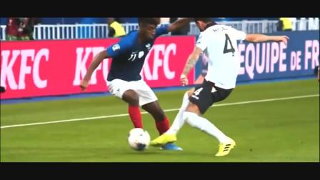 花里胡哨又好看的技术,扎哈维的进球让中国足球再次受到世界关注