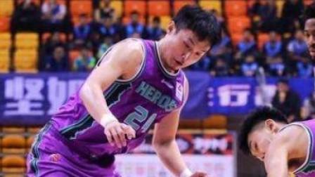 C*A-王汝恒VS天津:全场17分4篮板状态正佳越战越