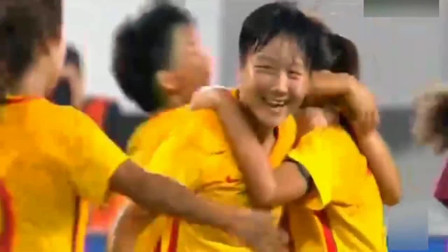 中国足球最美球员!把美国队门将都给打哭了