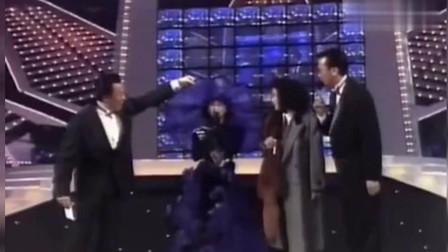 1988年陳慧嫻劲歌现场一曲,横扫音乐圈,成为一