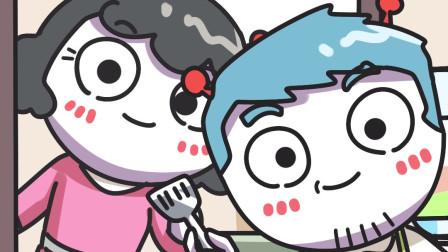 搞笑动画:爸妈,我通关春运回来了!