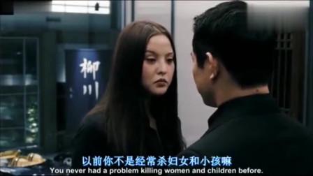 美女和李连杰玩刀,李连杰:我玩刀的时候你还