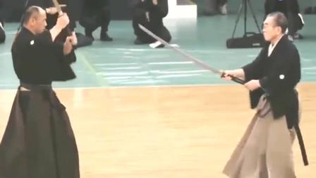 日本忍者到底有多厉害两位大师巅峰对决,观众都坐不住了