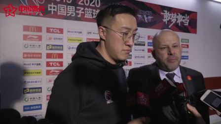 北京主教练雅尼斯:林书豪回归让我们变的更强