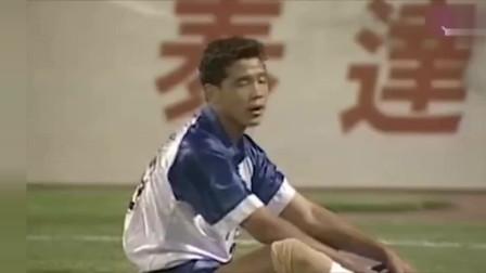 张效瑞当年到底是什么水平,中国足球最可惜的球员