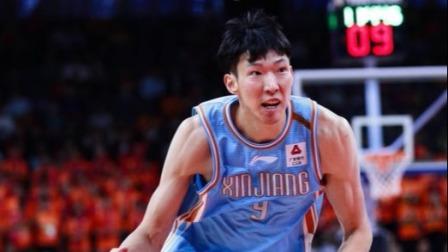 C*A-周琦VS辽宁,20分12篮板关键三分彰显大魔王本色