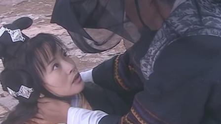 美女遇刺遭人绑架,幸好遇到壮士拔刀相救,缘