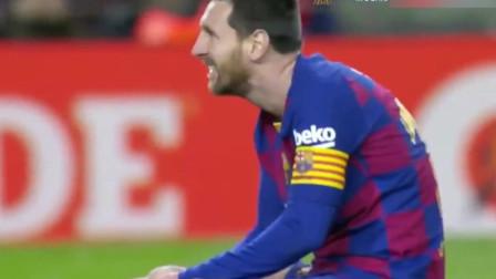 美丽足球回来了!巴萨1-0小胜升班马,极致传控梅西一击致胜!