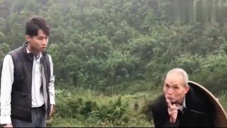 广西老表搞笑视频:许华升回老家,衣锦还乡开