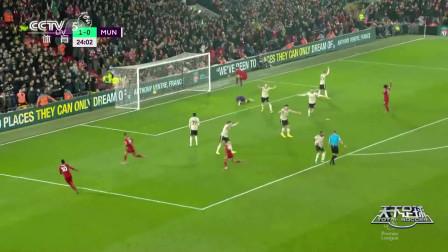 天下足球之原画欣赏英超风云:双雄会利物浦势不可挡 曼联没有拉师傅已尽力