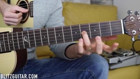 【吉他教学】3个和弦打造令人惊叹的音乐