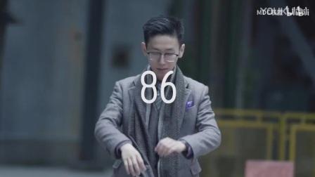 街拍时尚短片—大力出奇迹