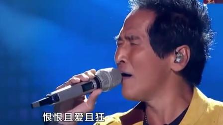 娱乐:情歌王子齐秦刚开嗓,现场一片沸腾