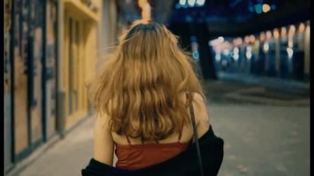 索尼A6300拍摄妹纸夜景人像写真 街拍