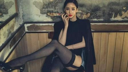 韩国健身美女与Angela*a*y相似度高达90% 网友:同一