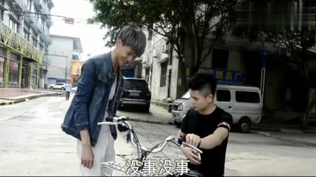 许华升搞笑视频《借钱》