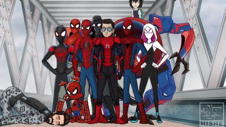 【HISHE电影结局恶搞系列】《蜘蛛侠:英雄远征》