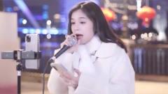 美女翻唱一曲《不是因为寂寞才想你》唱的真好