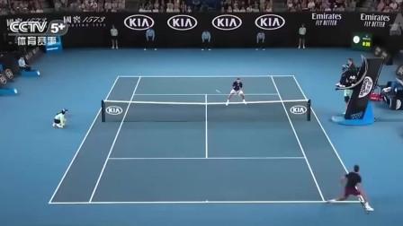 澳网99胜!费德勒3-0战胜克拉吉诺维奇顺利晋级32强