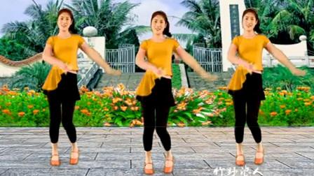 美女健身操《十送红军》:音乐优美,节奏明快