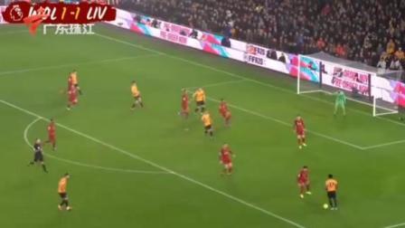 英超:菲尔米诺再献制胜球  利物浦豪取联赛14连胜