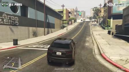 GTA 5 搞笑视频 一万种死法+奇迹巧合 162