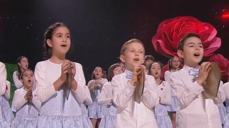 意大利儿童合唱团演绎杜甫名句《绝句二首》(
