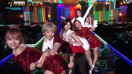 超靓金曲,超辣舞蹈:韩国美女组合TWICE - CHEER