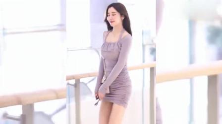 武汉街拍:如果你女朋友有这身材,你还愿意让