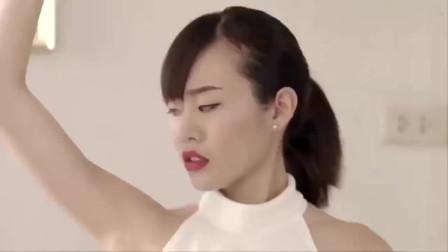 泰国创意广告:剧情神反转,美女你的气场实在太大!辣眼睛
