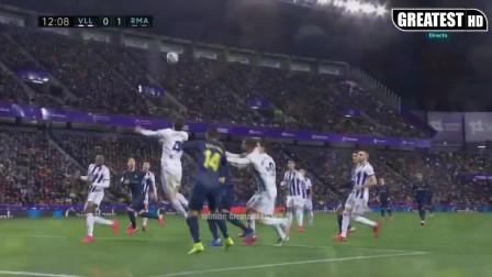 西甲:皇马1-0巴拉多利德跃居榜首 纳乔破门克罗斯助攻