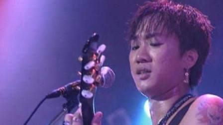 黄家驹在人生低谷时期为刘德华写下一首歌,音乐一响不禁泪目,句句感动催泪