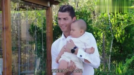 足球先生并非浪得虚名,C罗不但对自己严格,对儿子也一样!