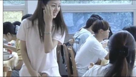 韩国第一天然美女金泰希大学照曝光 不仅颜值高