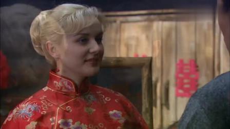 我的娜塔莎:天德白捡个大美女,还是苏联妹子,真有福气!