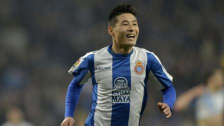 【盘点】武磊职业首球:22岁斩获中超首球,28岁完成西甲首球