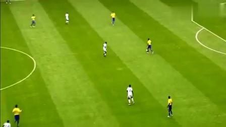 大罗世界杯最牛的一个进球,太精彩了